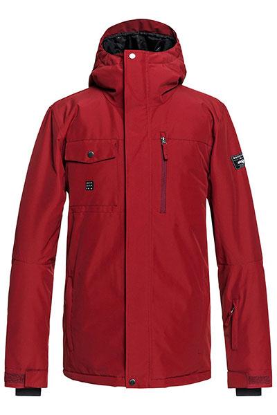 Куртка сноубордическая мужская Quiksilver MISSION SOLI JK M SNJT RZC0
