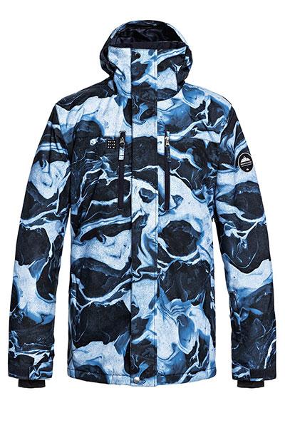 Куртка сноубордическая мужская Quiksilver MISSION PR JK M SNJT BTK2