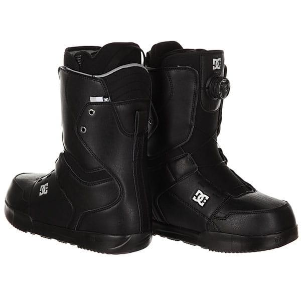 Ботинки для сноуборда DC Scout Deep Black