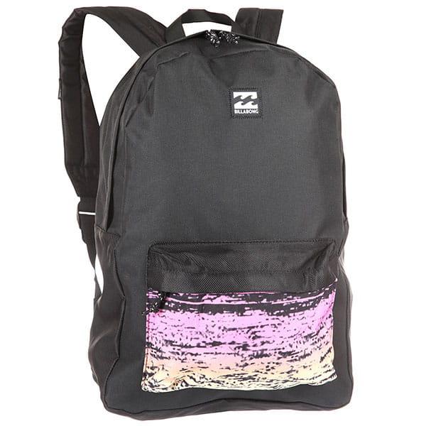Рюкзак городской Billabong All Day Pack Black Multi