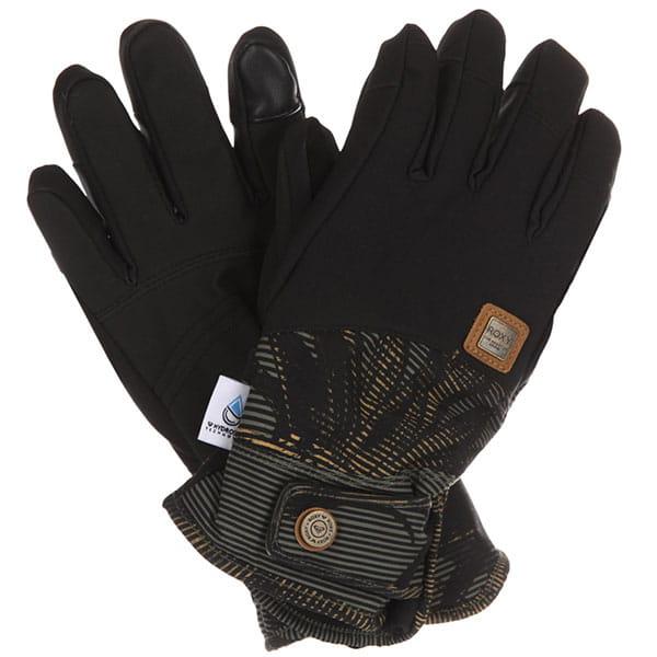 Перчатки сноубордические женские Roxy Vermont Gloves Four Leaf Clover swe
