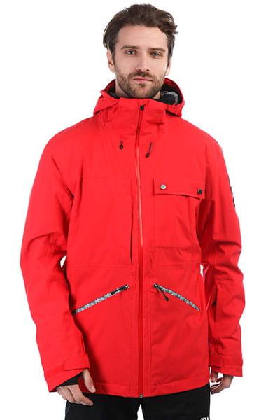 Куртка сноубордическая QUIKSILVER Snow Spindye Flame_1