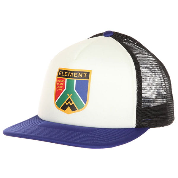 Бейсболка с сеткой Element Ea Trucker Cap Sodalite Blue_1