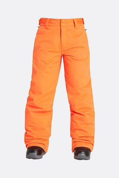 Штаны сноубордические L6PB01-BIF8 Puffin Orange