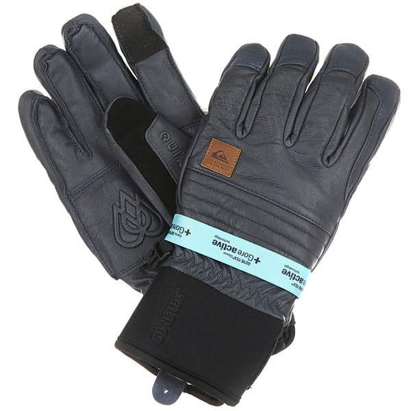 Перчатки сноубордические QUIKSILVER Tr Gore Glove Dress Blues