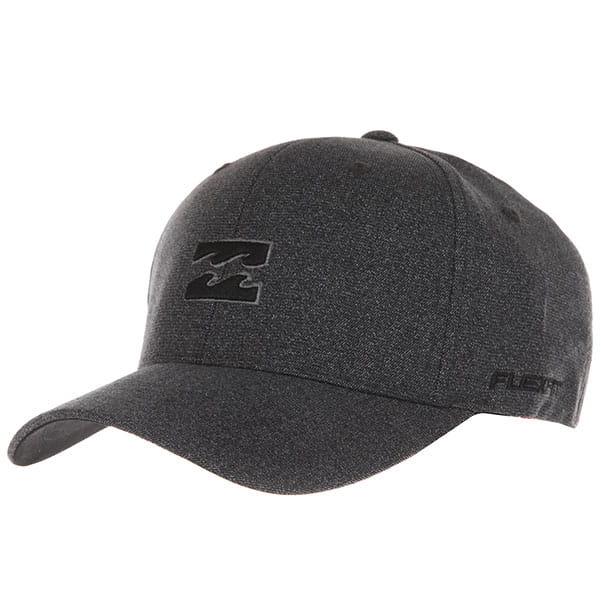 Бейсболка L5CF02-BIF8 Black