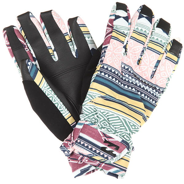 Перчатки сноубордические женские Billabong Kera Women Gloves Multi