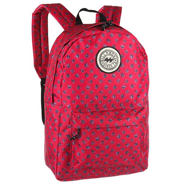 Рюкзак городской Billabong All Day Crimson