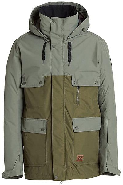 Куртка утепленная Craftman Grape Leaf