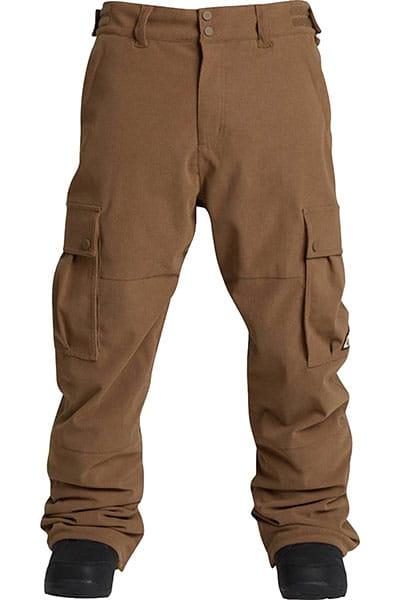 Штаны сноубордические L6PM01-BIF8 Camel