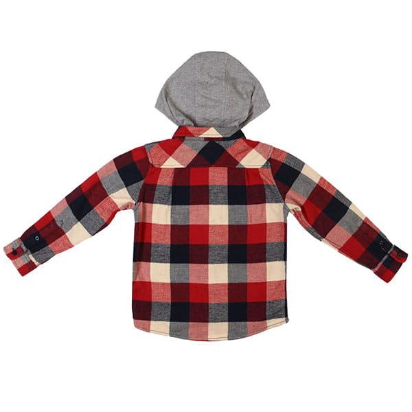 Мал./Одежда/Рубашки/Рубашки и поло Рубашка с капюшоном Element Tacoma 2.0