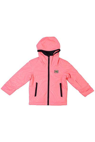 Куртка сноубордическая L6JG02-BIF8 Peach