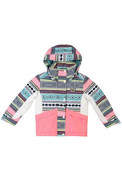 Куртка утепленная L6JG01-BIF8 Nile Blue