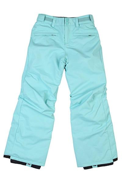 Штаны сноубордические L6PG01-BIF8 Nile Blue