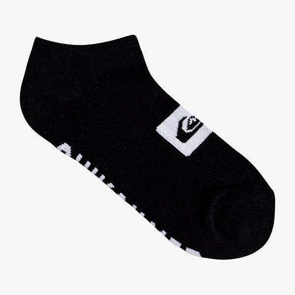 Мал./Мальчикам/Аксессуары/Носки Детские короткие носки Quiksilver (3 пары)