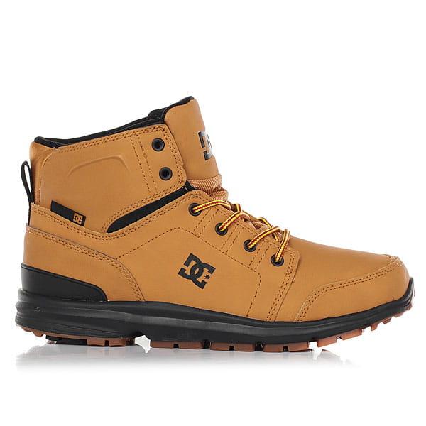 Ботинки высокие DC Shoes Torstein Wheat/Dk Chocolate