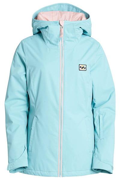 Куртка утепленная Sula Solid Nile Blue