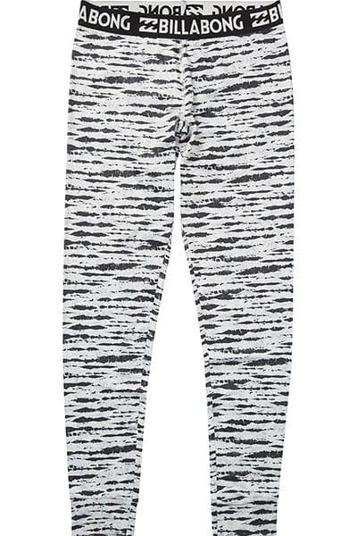 Термобелье (низ) Warm Up Tech Pant Black/White