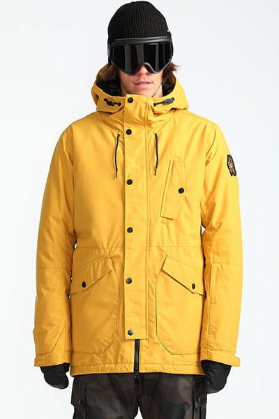 Куртка утепленная Adversary Harvest Gold