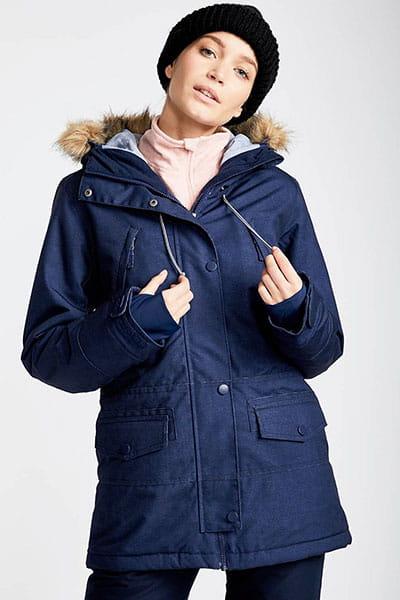 Куртка утепленная Nora Navy Blazer