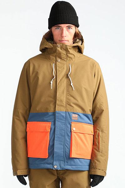 Куртка утепленная Fifty 50 Dark Denim