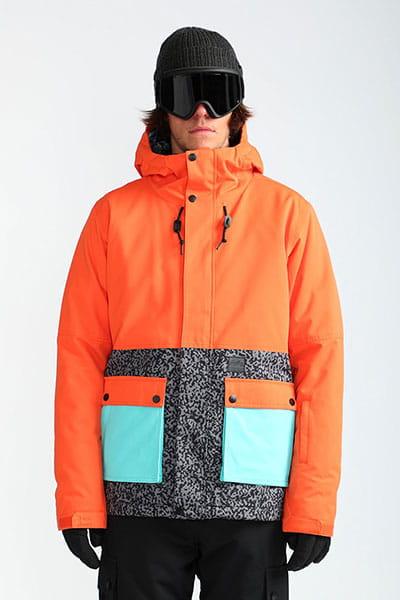 Куртка утепленная Fifty 50 Puffin Orange