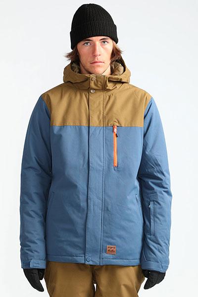 Куртка утепленная Pilot Dark Denim