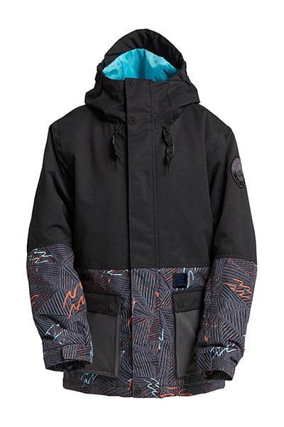 Куртка утепленная L6JB02-BIF8 Black Caviar