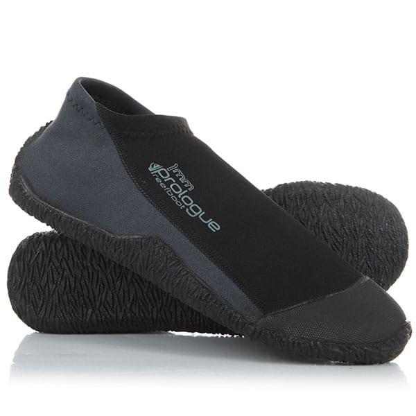 Черный мужские неопреновые ботинки 1mm prologue