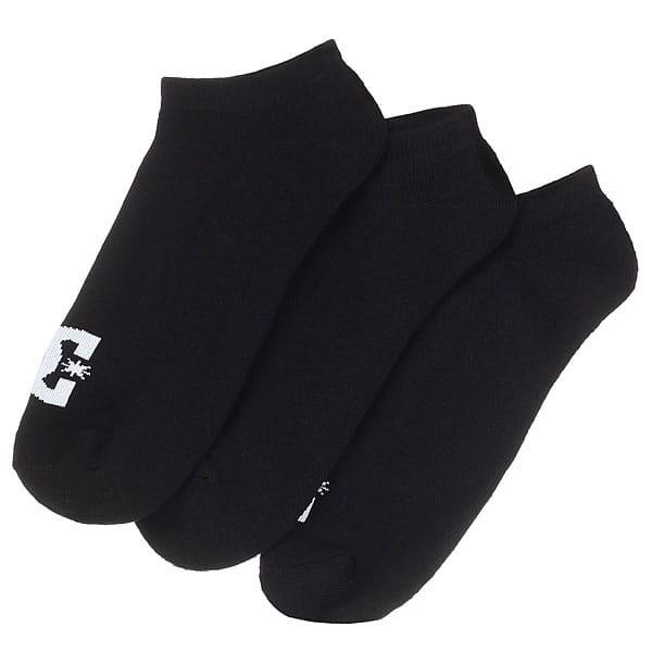 Черные короткие носки (3 пары)