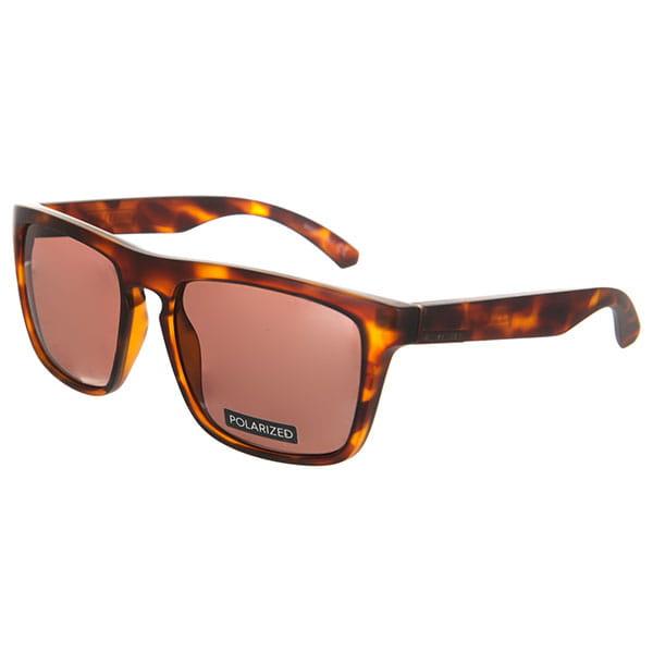 Коричневый мужские солнцезащитные очки the ferris polarised