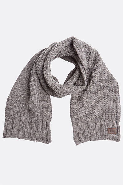 Шарф L5SC01-BIF8 Grey Heather