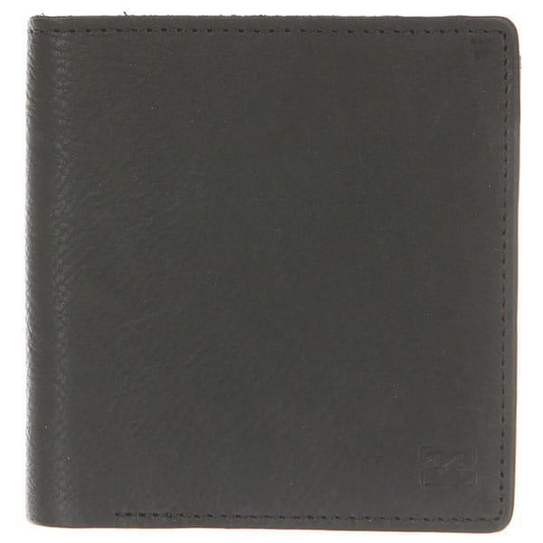 Кошелек Gaviotas Leather Black