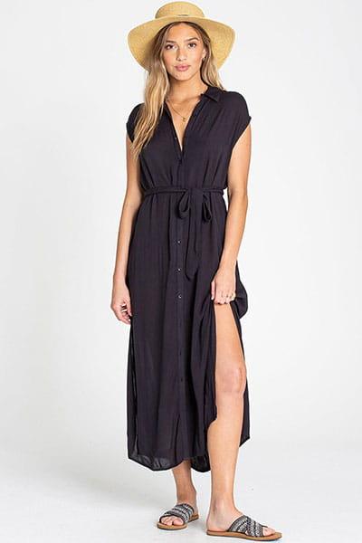 Платье N3DR06-BIP9 Black