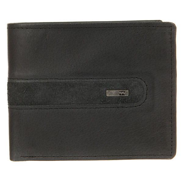 Кошелек Fifty50 Id Leather Black