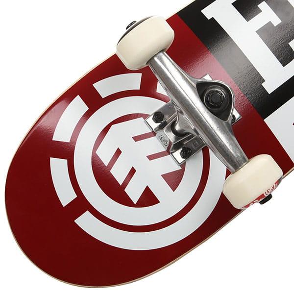 Унисекс/Скейтборд/Скейтборды в сборе/Скейтборд в сборе Скейтборд в сборе Element Section Assorted 31 x 7.75 (17.8 см)