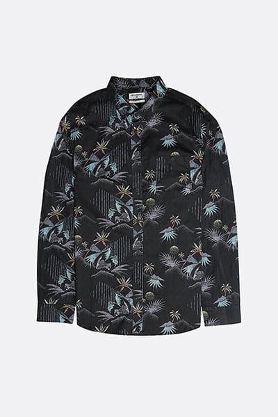 Рубашкас длинным рукавом N1SH13-BIP9 Black