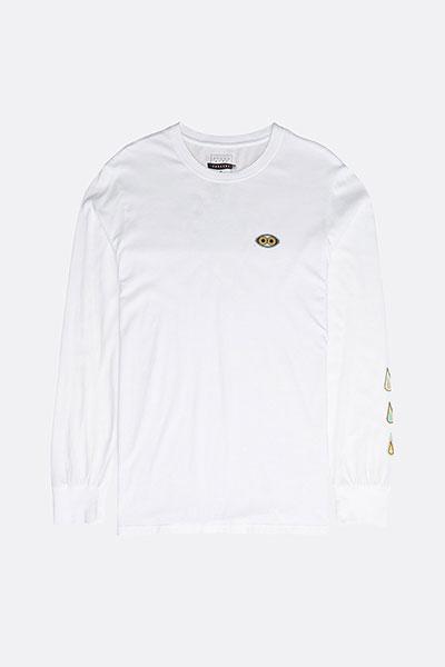 Лонгслив N1LS08-BIP9 White