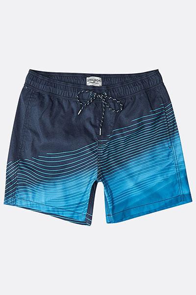 Пляжные шорты N1LB24-BIP9 Navy