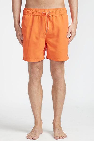 Пляжные шорты N1LB01-BIP9 Orange
