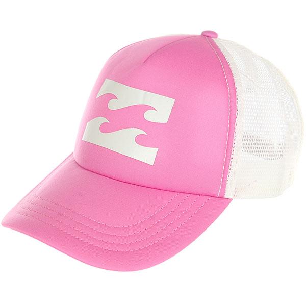 Бейсболка с сеткой Trucker Pretty Pink