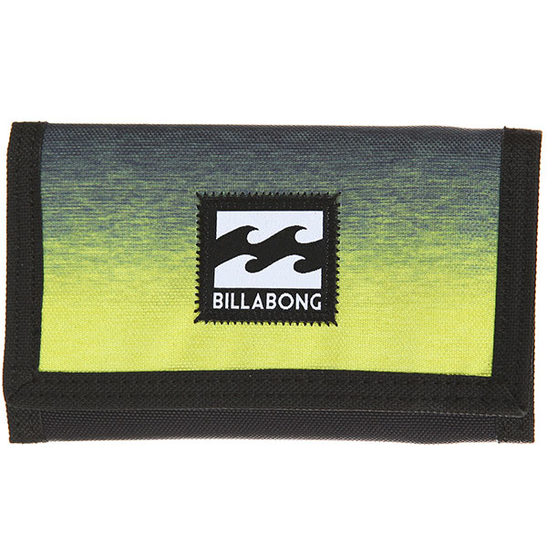 Кошелек Atom Wallet Neon Yellow