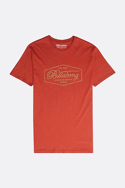 Футболка Trademark Tee Rustic Red