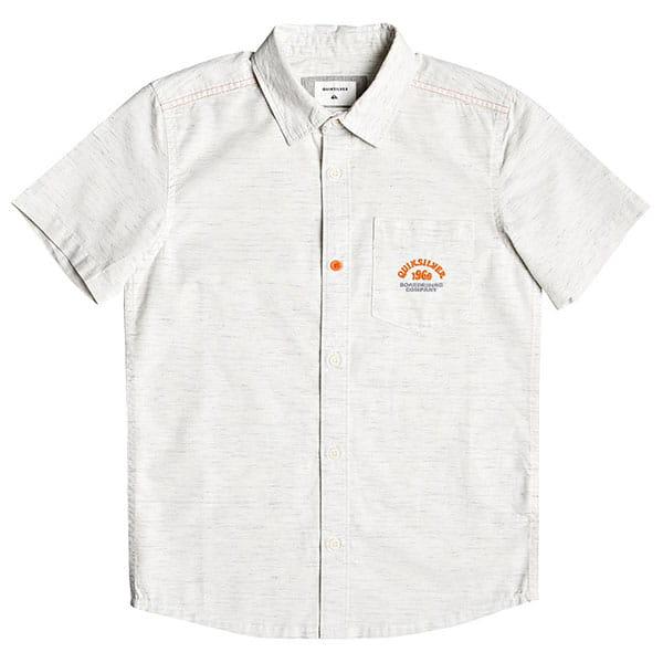 Мал./Одежда/Рубашки/Рубашки и поло Детская рубашка с коротким рукавом Wild Aqua
