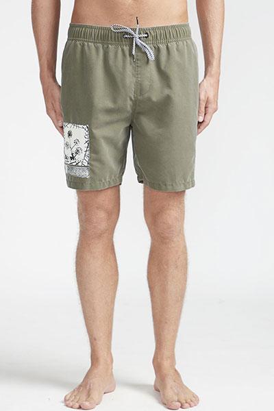 Пляжные шорты N1LB14-BIP9 Military