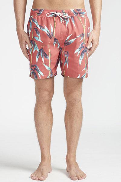 Пляжные шорты N1LB04-BIP9 Red