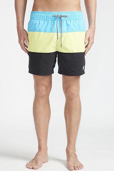 Пляжные шорты N1LB07-BIP9 Blue