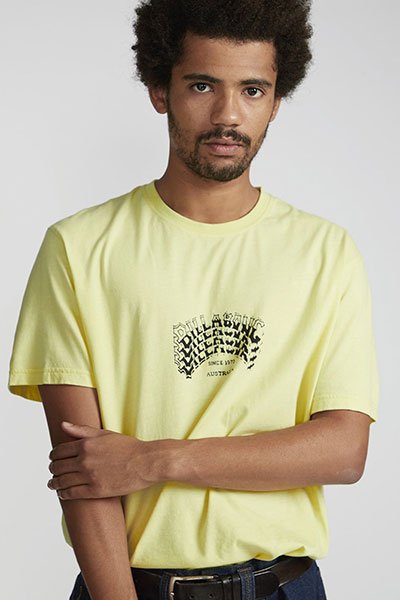 Футболка Archstack Tee Yellow