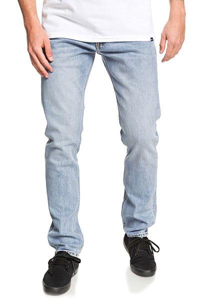 Зеленый мужские узкие джинсы distorsion salt water