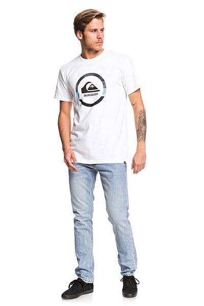 Муж./Одежда/Джинсы и брюки/Зауженные джинсы Мужские узкие джинсы Distorsion Salt Water